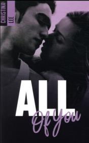 Vente livre :  All of you  - Lee Cristina