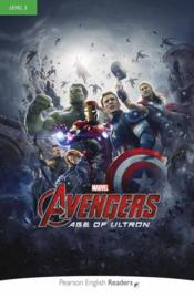 Vente livre :  Marvel the Avengers ; age of Ultron ; level 3  - Collectif