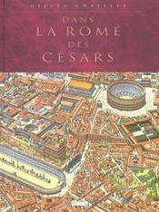 Dans la Rome des Césars - Intérieur - Format classique