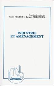 Industrie et aménagement - Couverture - Format classique