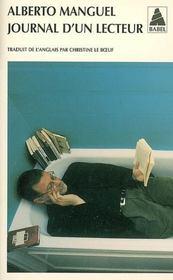 Journal D'Un Lecteur - Intérieur - Format classique