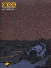 Deogratias t.1 - Couverture - Format classique