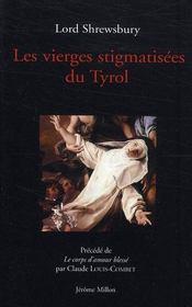 Les vierges stigmatisées du Tyrol - Intérieur - Format classique
