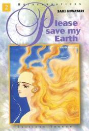 Please save my earth t.2 - Couverture - Format classique