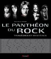 Panthéon du rock - Couverture - Format classique