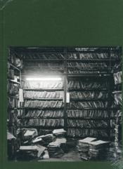 Dayanita Singh File Room /Anglais - Couverture - Format classique