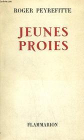 Jeunes Proies. - Couverture - Format classique