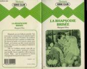 La Rhapsodie Brisee - Couverture - Format classique