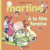 Martine à la fête foraine t.13 - Couverture - Format classique