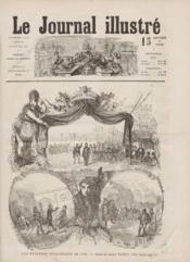 Journal Illustre (Le) N°2 du 11/01/1874 - Couverture - Format classique