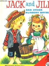 Jack And Jill And Other Nursery Rhymes - Couverture - Format classique