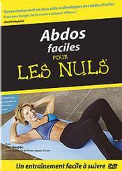 Abdos Faciles Pour Les Nuls - Couverture - Format classique