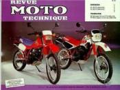 Rmt 61.2 Honda Xlr 250-350rfvc/Yamaha Xt 350-Tt 350 - Couverture - Format classique