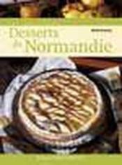Meilleurs desserts de normandie - Couverture - Format classique