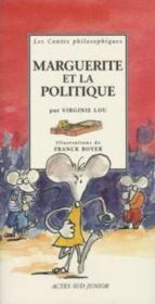 Marguerite et la politique - Couverture - Format classique