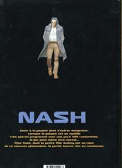 Nash t.5 ; le petit peuple - 4ème de couverture - Format classique