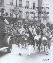 Les Femmes En France De 1880 A Nos Jours - Intérieur - Format classique