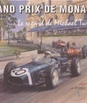 Grand Prix De Monaco - Couverture - Format classique