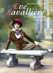 Eve Lavallière, orpheline de la terre - Couverture - Format classique