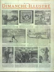Dimanche Illustre N°283 du 29/07/1928 - Couverture - Format classique