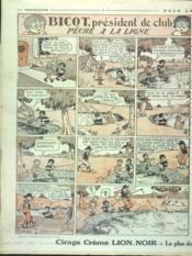 Dimanche Illustre N°283 du 29/07/1928 - 4ème de couverture - Format classique