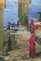Passage Des Indes - Couverture - Format classique