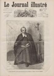Journal Illustre (Le) N°3 du 18/01/1874 - Couverture - Format classique