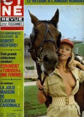 Cine Revue - Tele-Programmes - 58e Annee - N° 39 - General, Nous Voila ! - Couverture - Format classique
