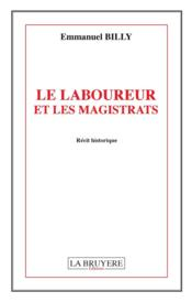 Vente  Le laboureur et les magistrats  - Emmanuel Billy