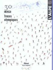 L'Alpe N.30 ; Traces Olympiques - Intérieur - Format classique