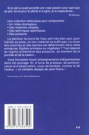 Appater En Eau Douce - 4ème de couverture - Format classique