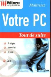 Votre Pc - Couverture - Format classique
