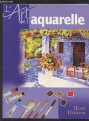 Art De L'Aquarelle - Couverture - Format classique
