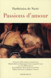 Passions d'amour ; erotika à Pathématha - Intérieur - Format classique