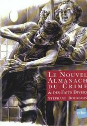 L'Almanach Du Crime Et Des Faits Divers - Intérieur - Format classique