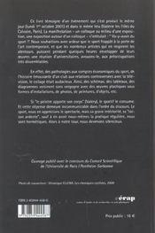 A Vos Marques ; Sport Art Et Architecture - 4ème de couverture - Format classique