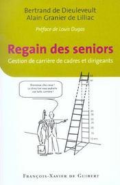 Regain Des Seniors - Intérieur - Format classique