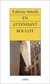 En Attendant Boulot - Couverture - Format classique