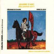 Sainte jeanne d'arc - Couverture - Format classique