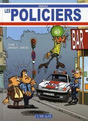 Les policiers t.1 ; amende amère - Intérieur - Format classique