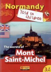 The secrets of Mont Saint-Michel - Couverture - Format classique