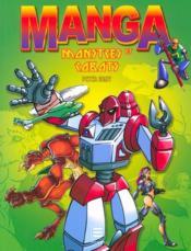 Manga ; montres et robots - Couverture - Format classique