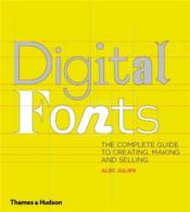 Digital Fonts /Anglais - Couverture - Format classique
