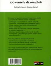 100 Conseils De Comptoir 5e Ed - 4ème de couverture - Format classique