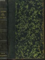 Ciel De Feu - Couverture - Format classique