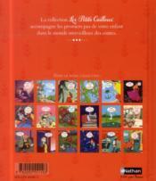 Jack et le haricot magique - 4ème de couverture - Format classique