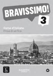 Vente livre :  Bravissimo ! 3 ; Italien ; Evaluations  - Collectif