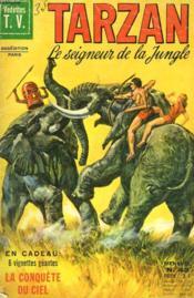 Tarzan - Le Seigneur De La Jungle - Mensuel N°43 - Couverture - Format classique