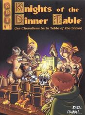 Knights Of The Dinner Table T.3 ; Fatal Fumble - Intérieur - Format classique