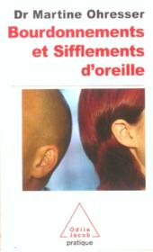 Bourdonnements et sifflements d'oreilles - Couverture - Format classique